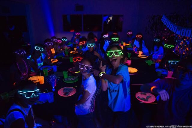 Glow Party Package Weekend