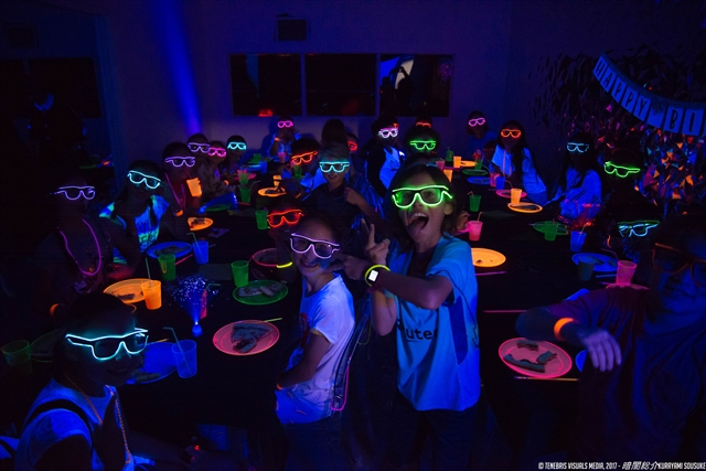 Glow Party Package