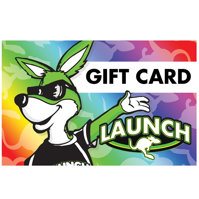 $75 Launch Gift Card
