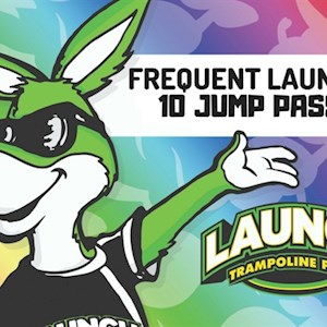 Frequent Launcher 10 Jump Pass
