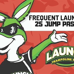 Frequent Launcher 25 Jump Pass