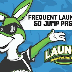 Frequent Launcher 50 Jump Pass