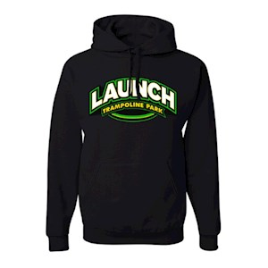 Classic Launch Logo Hoodie (Medium)