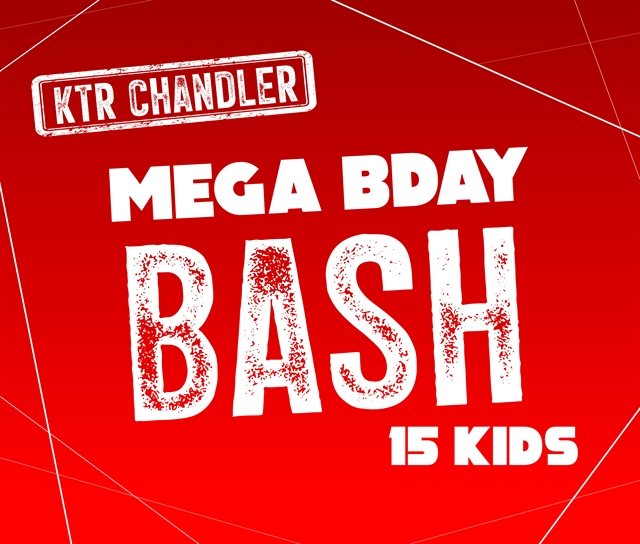 Mega B-Day Bash