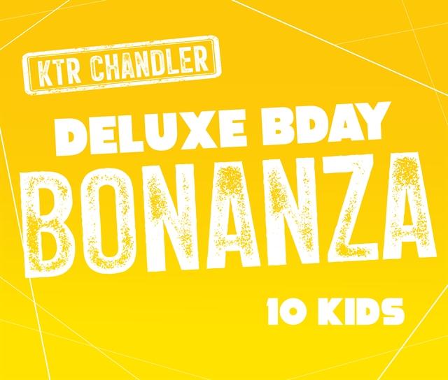 Deluxe B-Day Bonanza