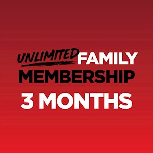 3 Month Family Membership