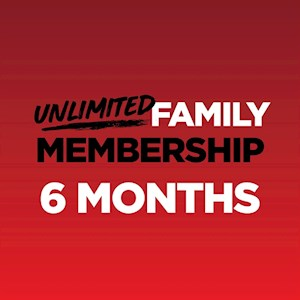 6 Month Family Membership
