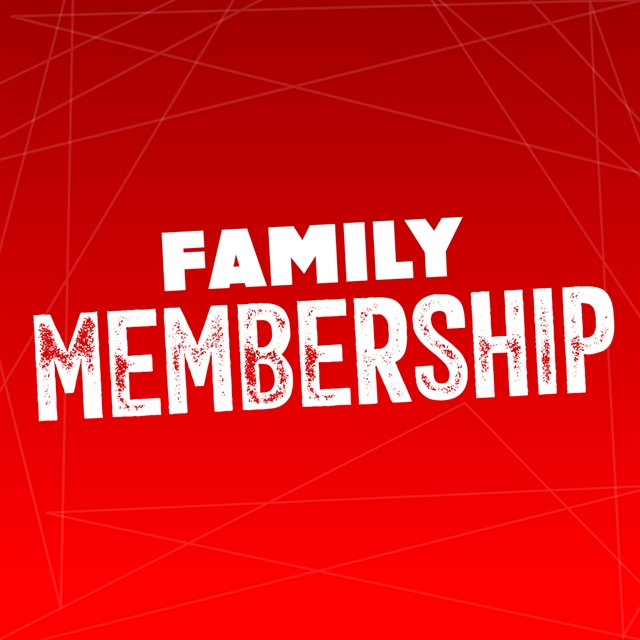 Classes Only Family Membership