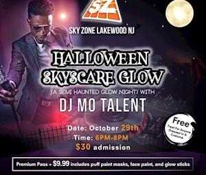 Halloween SkyScare GLOW