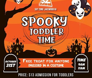 Halloween Toddler Time