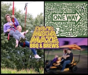 A. MAZE ADMISSION TICKETS