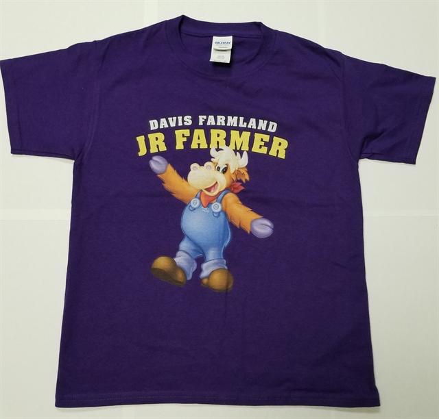 Jr. Farmer Purple 10-12