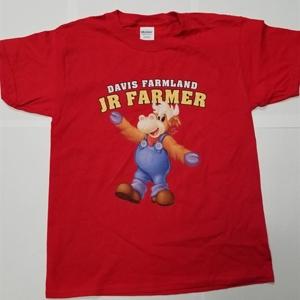 Jr. Farmer Red 6-8