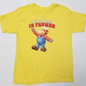 Jr. Farmer Yellow 10-12