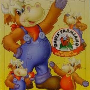 Moo Moo Puzzle