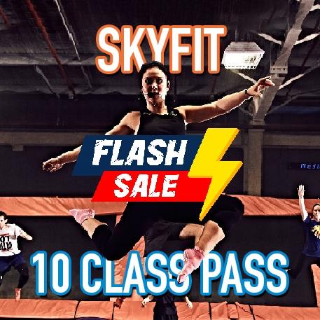 SkyFit 10 Class Pass Flash Sale