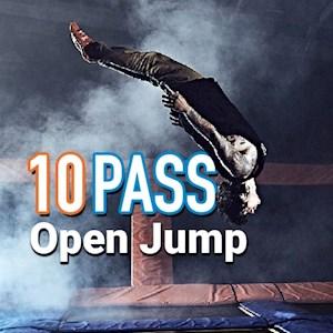 Open Jump 10 Pass