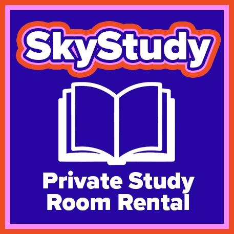 SkyStudy Private Study Room