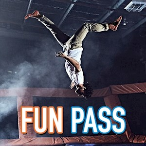 Fun Pass (4 for 5 Pass)