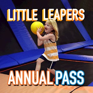 Little Leapers Annual Pass