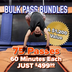 Bulk Pass Bundle 75