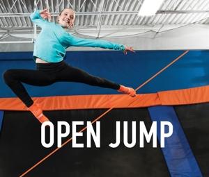 Everett Open Jump