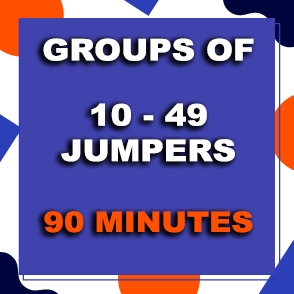 Group 90 min (10-49 Jumpers)