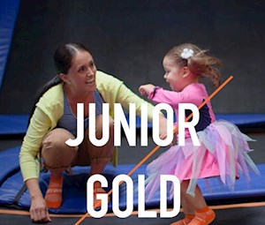 Junior Gold Party Package
