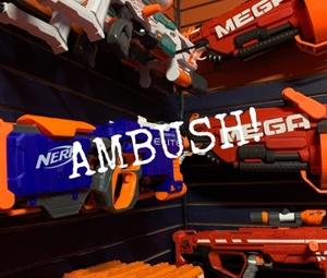 Nerf-Style Tag Ambush Package