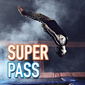 Superpass - 10 One Hour Jump Pass