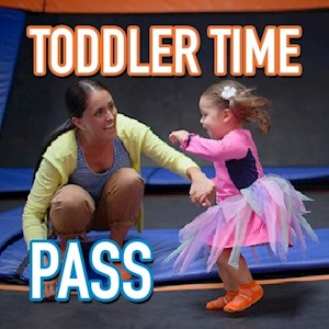 Toddler Pass - 5 Toddler Time Sessions