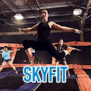 Sky Fitness Punch Card