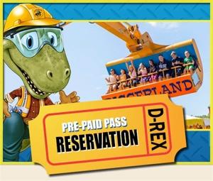 Season Pass-Member Reservation