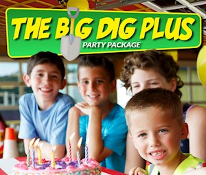 SUPER Dig Party Package