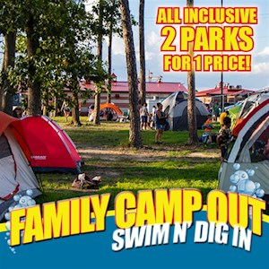 Summer Family Camp Out