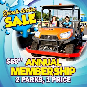 Splashtastic Membership Sale $59.95