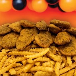 Chicken Tender & Fries (Half)