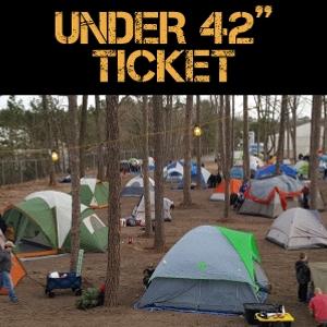 """UNDER 42"""" Ticket 54.95"""