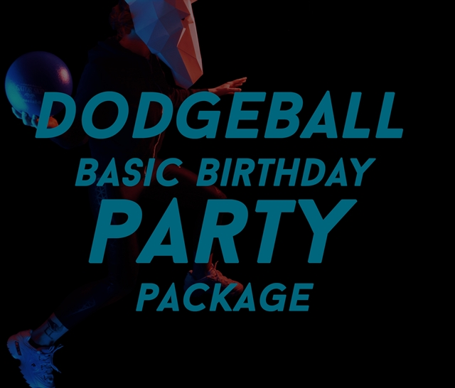 Dodgeball Party