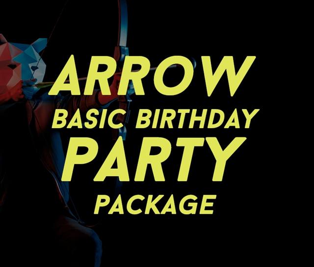 Arrow Tag Party