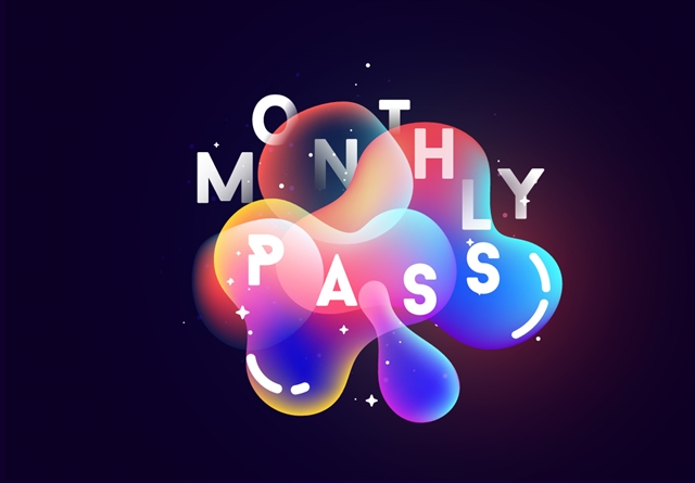 90 MIN MONTHLY PASS