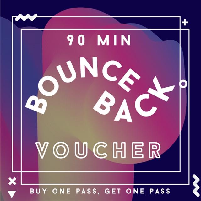Bounceback Voucher 90 min
