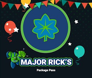 Major Rick's Party Package