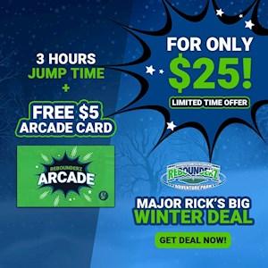Major Rick's Big Fall Deal