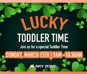 Lucky Toddler Time