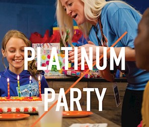 Platinum Party Package