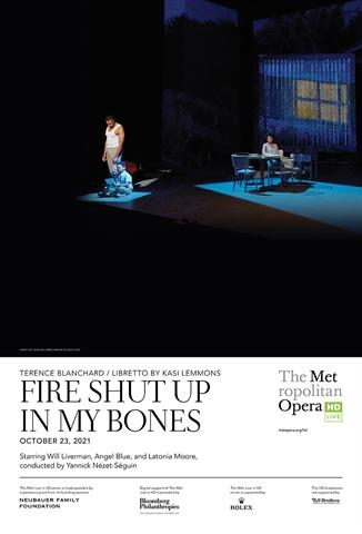 MET: Fire Shut Up In My Bones