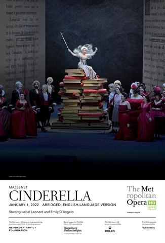 MET: Cinderella