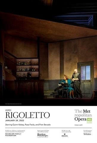 MET: Rigoletto