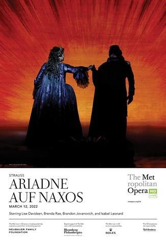 MET: Ariadne Auf Naxos
